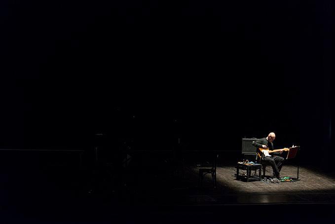 Trash TV Trance solo @ Festival Nuova Musica, Macerata