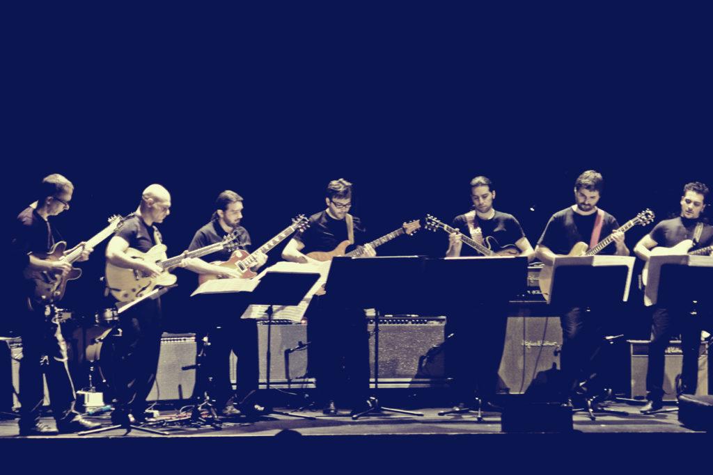 Steve Reich Electric Counterpoint w/ PMCE @ Auditorium Parco della Musica
