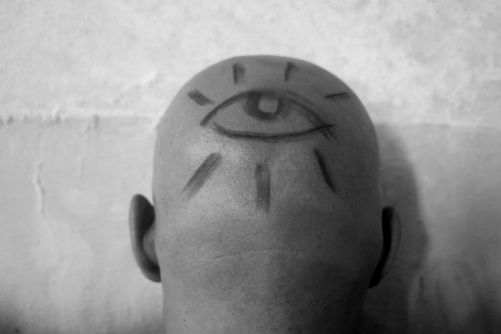 Portrait by Stefano Tonelli for Il Nostro Oltre @ Volterra Mental Hospital