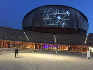WEST SIDE STORY WITH ACCADEMIA NAZIONALE SANTA CECILIA
