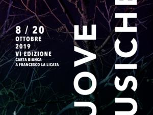 Ciclo Nuove Musiche al Teatro Massimo