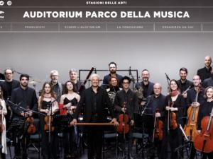 w/ PMCE @ Auditorium Parco della Musica – Louis Andriessen Portrait